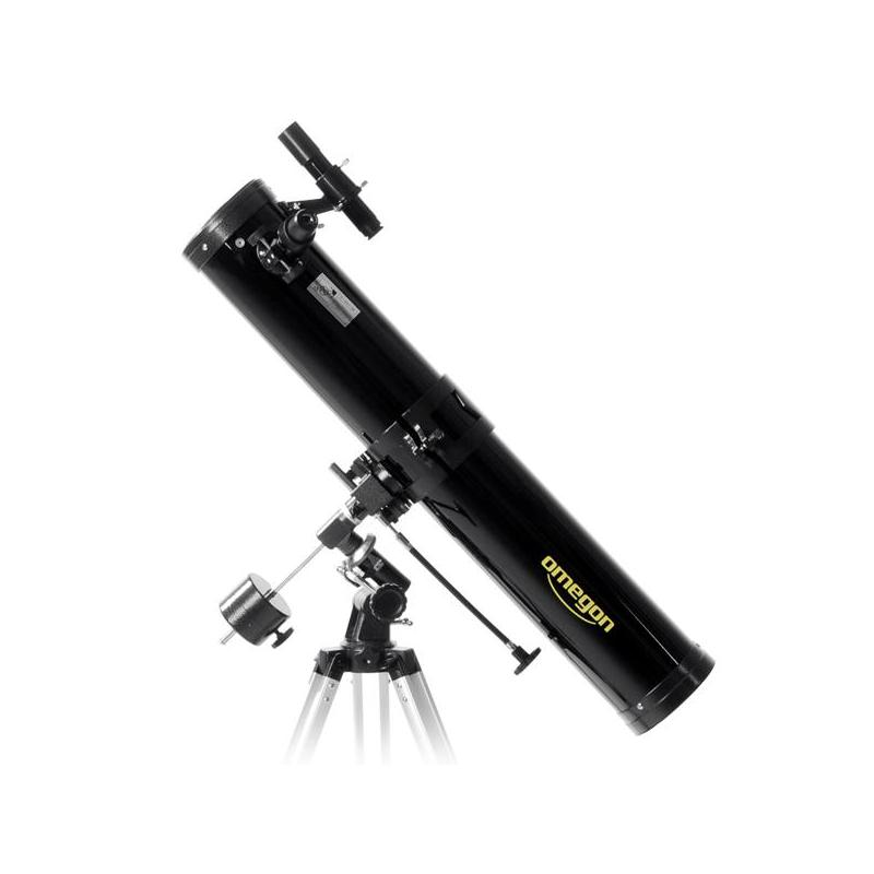 Telescopio Omegon N 114/900 EQ-1