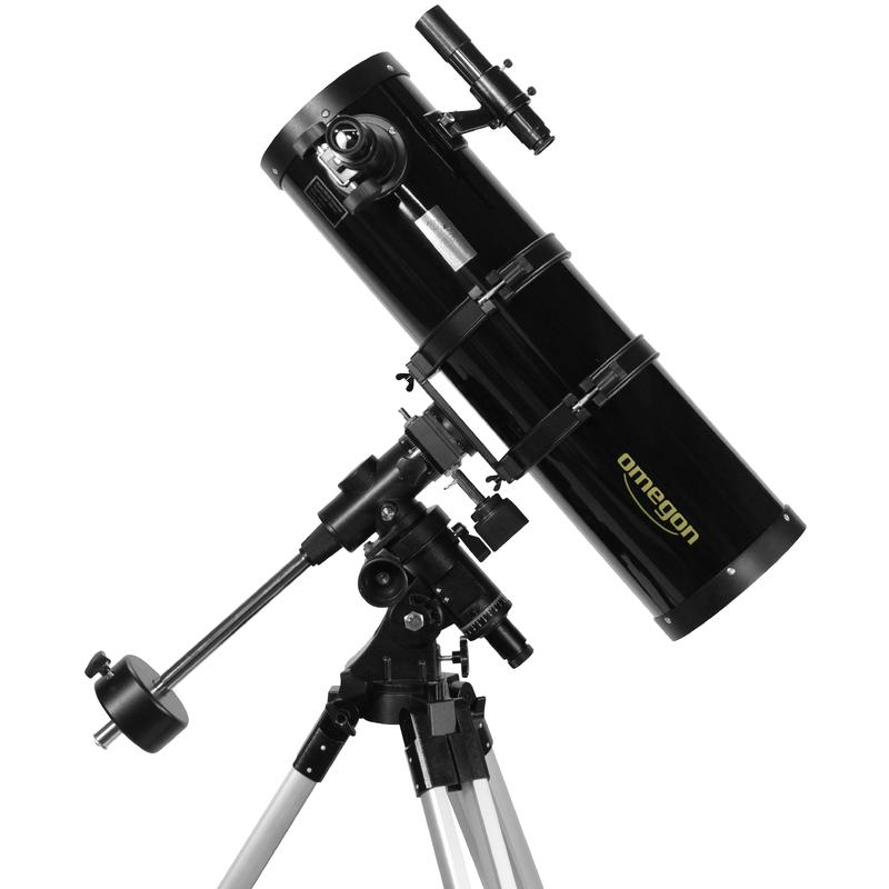 Telescopio Omegon N 150/750 EQ-4
